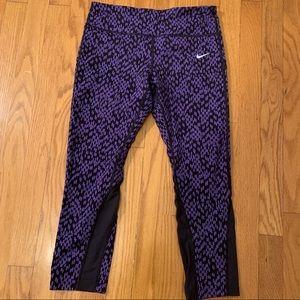 NIKE Dri-fit cropped pants